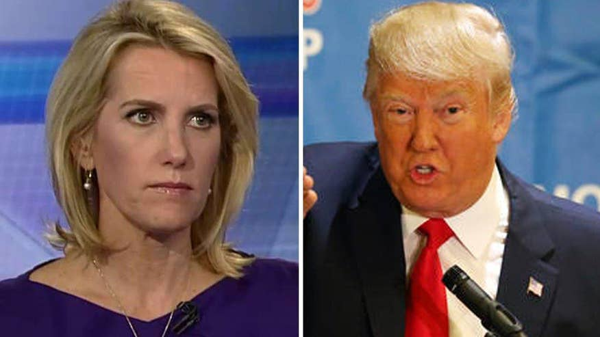 Presumptive GOP nominee amps up attacks on Hillary Clinton by focusing on husband Bill's affair with Monica Lewinsky and his impeachment, calling his rival an 'enabler.' Will that help 'The Donald' with women voters? Laura Ingraham goes 'On the Record'