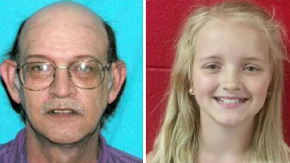 Reward offered in the search for missing 9-year-old girl