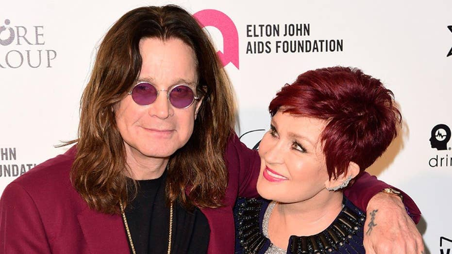Sharon and Ozzy Osbourne divorcing?