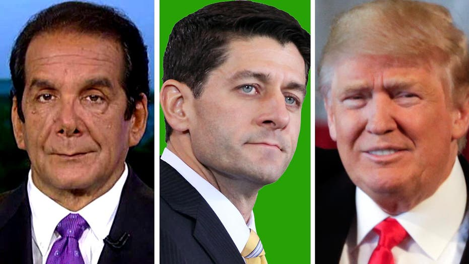 Krauthammer: Two Popes in the Republican Party