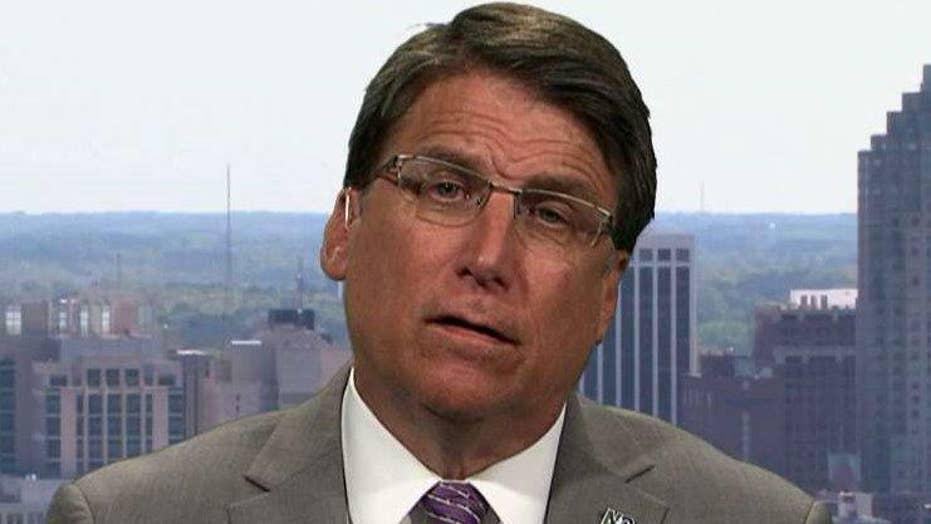 Inside NC's lawsuit against DOJ over state's 'bathroom law'