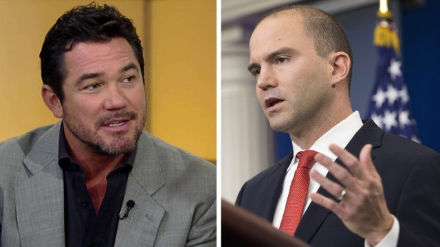 Dean Cain says the White House needs to boot Ben Rhodes