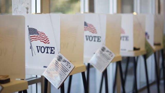 Record voter turnout on West Virginia primary day