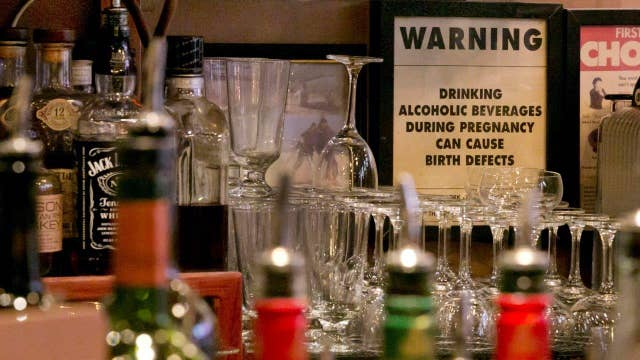 NY law to serve pregnant women puts bartenders in a bind