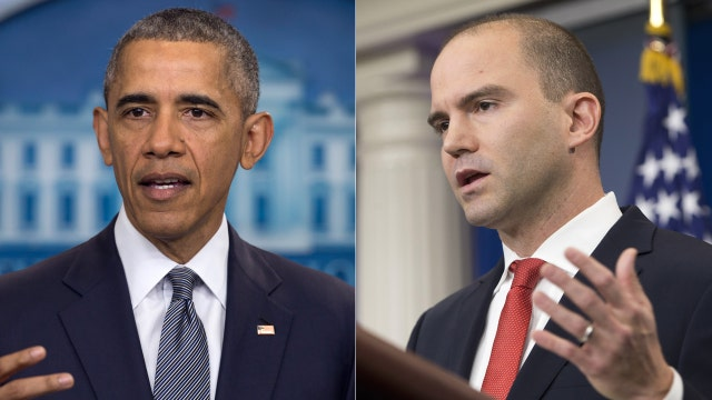 White House defends Iran deal in wake of Rhodes profile