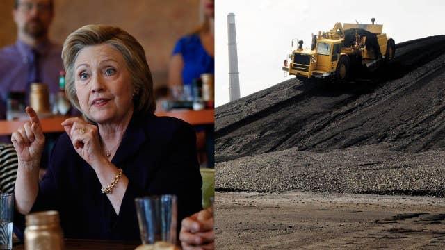 Clinton's coal remarks taken out of context?