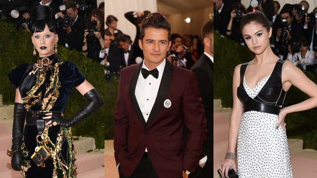 Orlando Bloom ditching Katy for Selena?