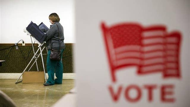 Swing state polls suggests tightening general election race