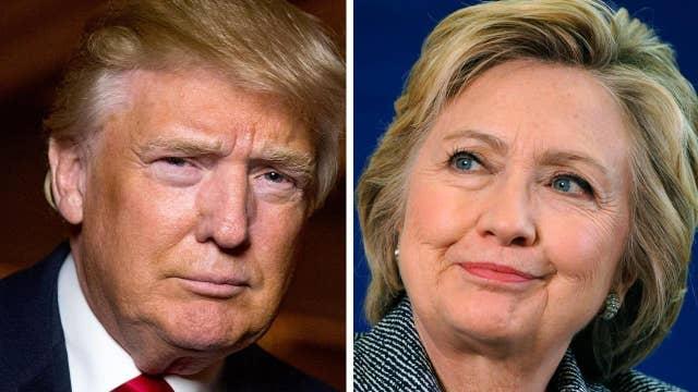 How close could a Trump vs. Clinton election be?