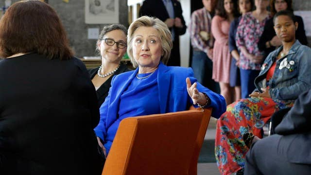 Clinton reaches out to women voters with new child care plan