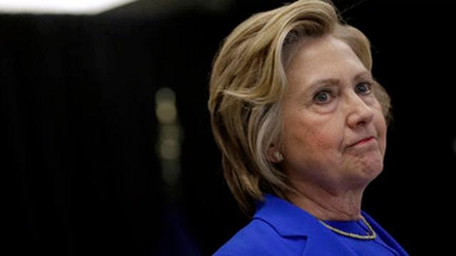 Clinton gets coal miners' cold shoulder