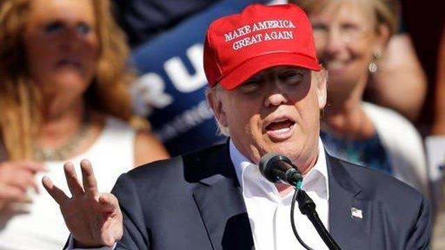 Donald Trump wins the West Virginia primary