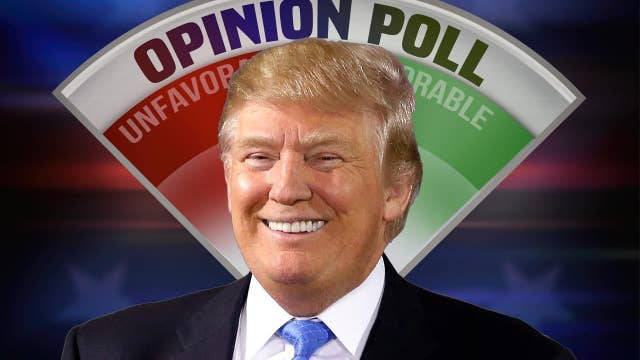 Will new Trump polls quell the opposition?