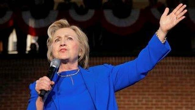 Hume: West Virginia reveals Clinton's weakness as candidate