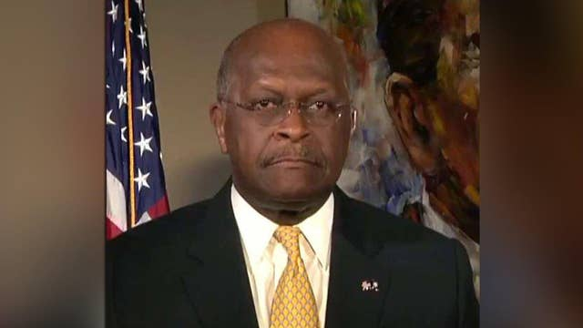 Herman Cain: Cruz is rejecting Trump's olive branch