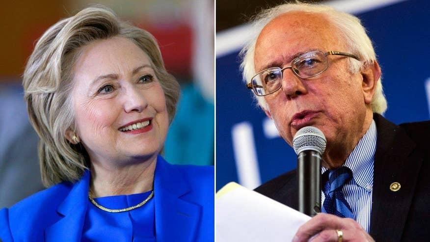 Bernie Sanders seeks to maintain momentum