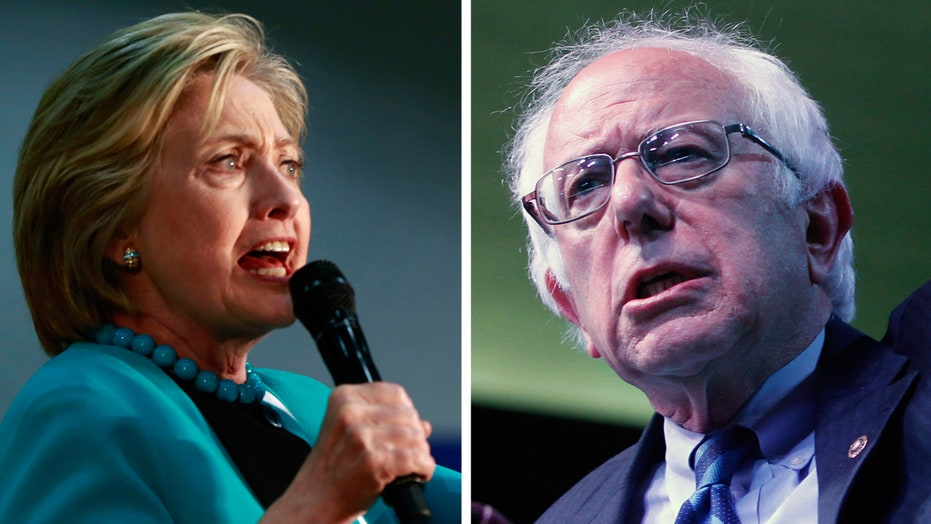 Clinton and Sanders square off in coal country