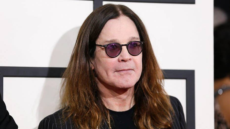 They found Ozzy Osbourne!