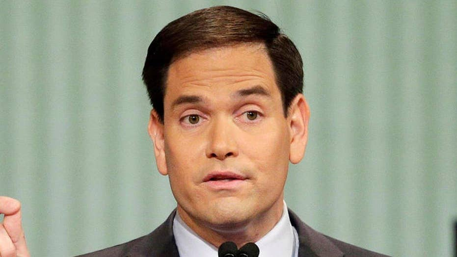 Should Rubio be interested in being Trump's VP?