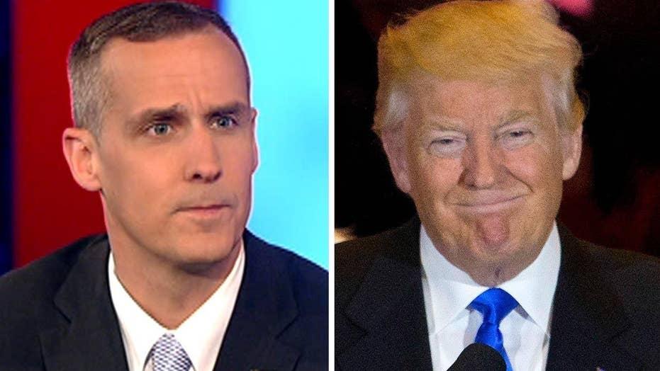 Corey Lewandowski explains key to Donald Trump's VP search