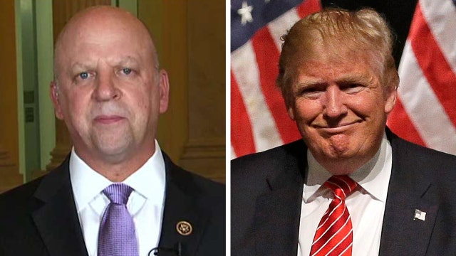 What DesJarlais expects from Trump's congressional meeting