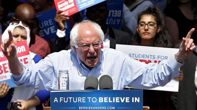 Bernie Sanders wins West Virginia primary