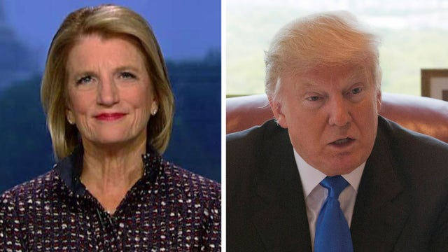 GOP lawmaker hopes Trump dumps 'slash and burn rhetoric'