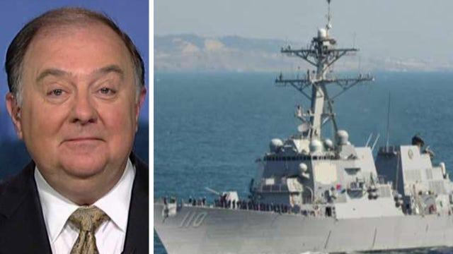 Capt. Nash on China's 'circular argument' in South China Sea