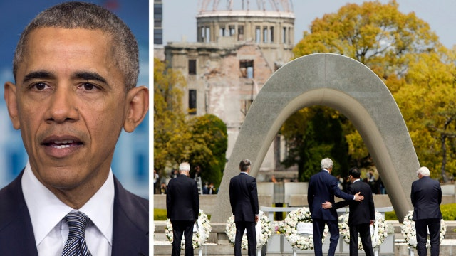 Controversy growing over Obama's trip to Hiroshima