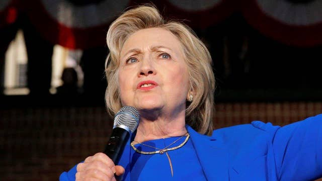 Clinton campaigns in New Jersey after West Virginia loss