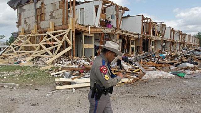 Officials: 2013 fertilizer plant explosion was criminal act
