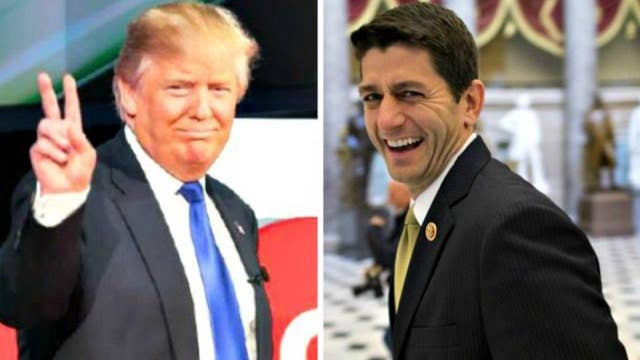 What to expect from Trump-Ryan meeting on Capitol Hill