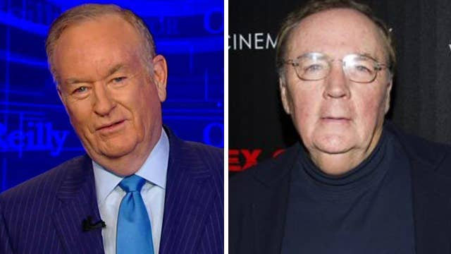 Bill and James Patterson teaming up