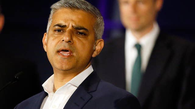 London's new Muslim mayor doubles down on Trump attacks