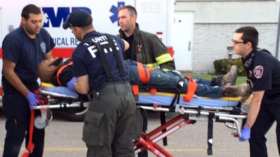 3 killed, 2 injured in Massachusetts stabbing spree