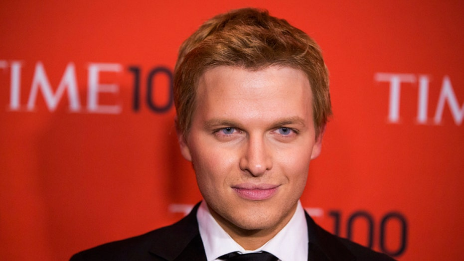 Ronan Farrow rips dad Woody Allen, media