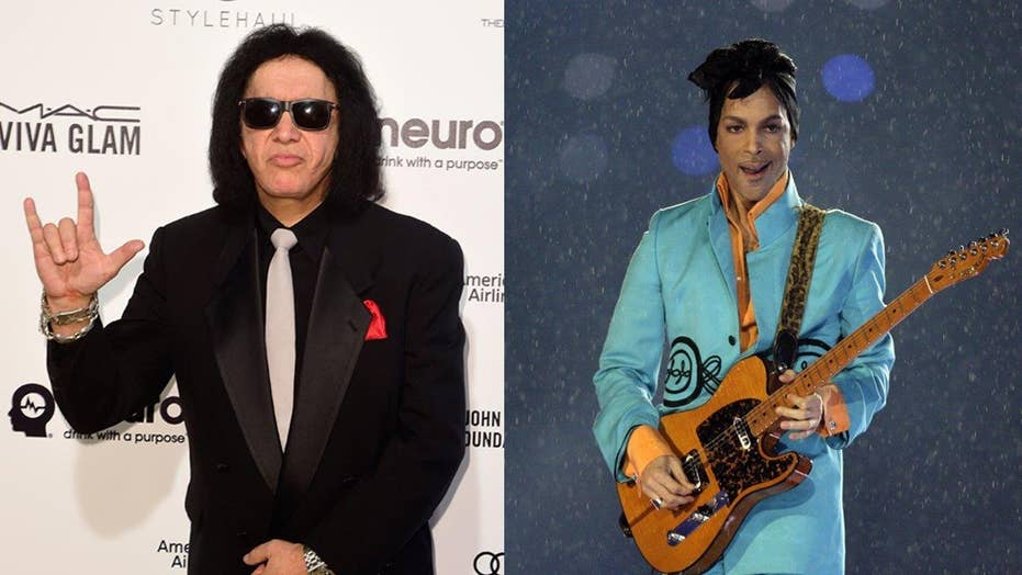 Simmons: Prince's death 'pathetic'