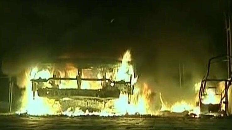 House GOP Report: Despite eyewitness accounts, Clinton, administration pushed video explanation for Benghazi   Fox News