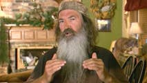 Phil Robertson discusses switching his support from Ted Cruz to Donald Trump on 'Hannity'