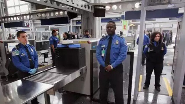 Congress approves TSA request for more screeners