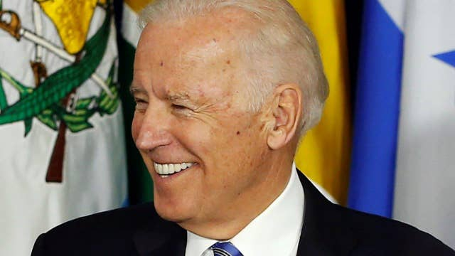 Biden says he would have been the 'best president'