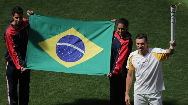 Is Brazil too dangerous to host 2016 Olympics?