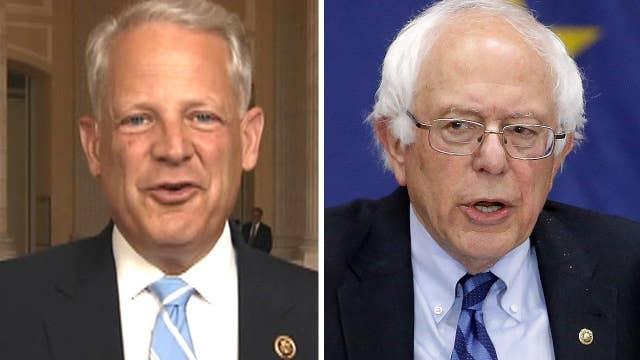 Rep. Steve Israel addresses Bernie Sanders' grievances