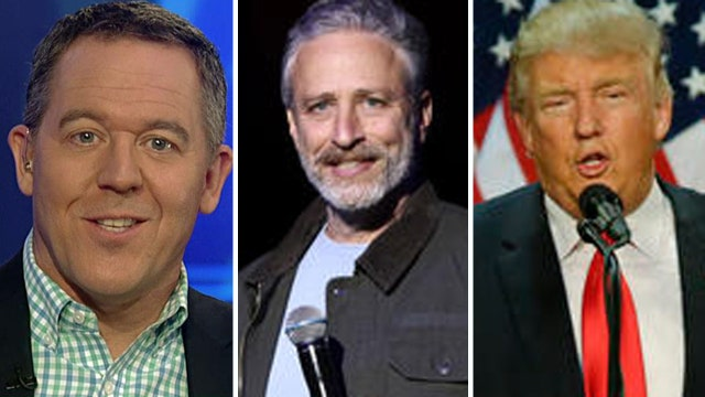 Gutfeld: Stewart is right about Trump for the wrong reason