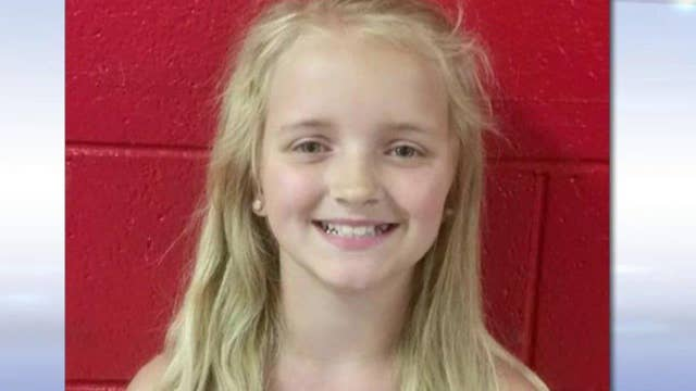 Missing Tennessee girl found alive