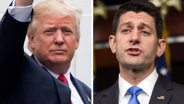Ryan finds reason to be optimistic after meeting with Trump