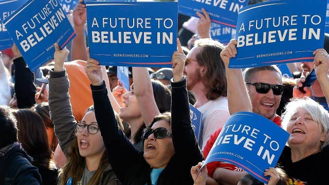 Bernie or bust voters are on a mission to stop Clinton