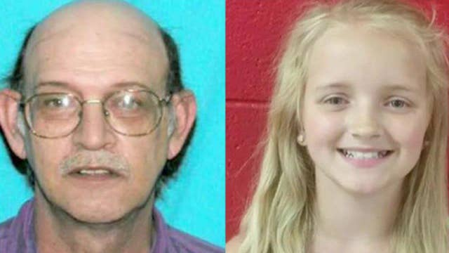 Kidnapped 9-year-old girl found safe, uncle in custody