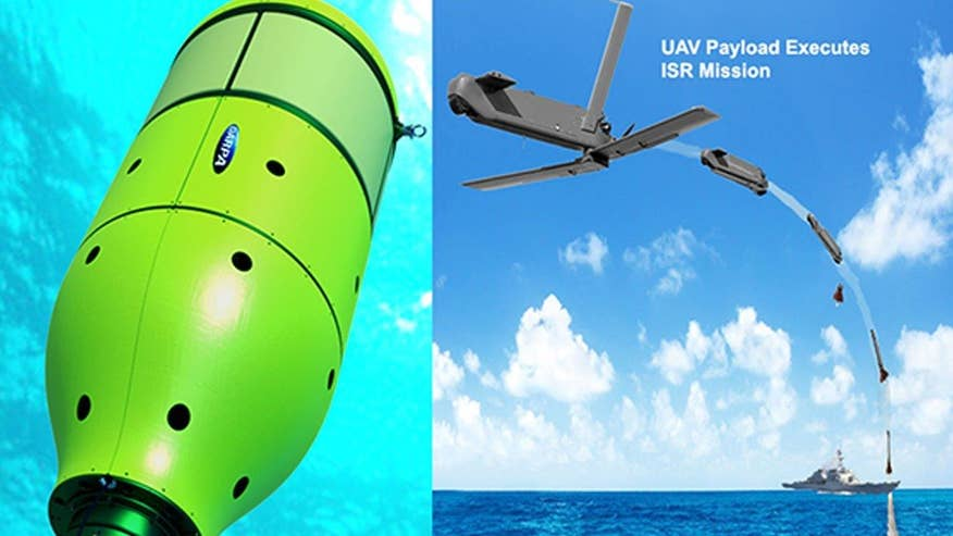 Tech Take: Allison Barrie on the DARPA designed hidden high-tech ocean pods designed to unleash Naval drones