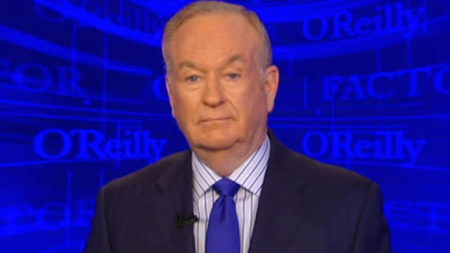 'The O'Reilly Factor': Bill O'Reilly's Talking Points 5/12